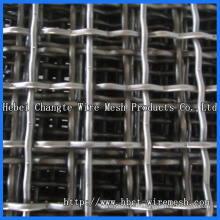 Hebei Changte Factory Produkt Carbon Steel Crimped Wire Mesh