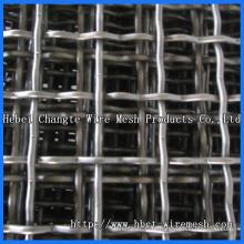 Hebei Changte fábrica de produtos de aço carbono malha de arame frisado