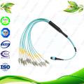 Alta qualidade melhor preço MPO / MTP cabo de remendo de fibra óptica