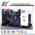 Generador diesel móvil del generador del rv 120kw con la estación de energía móvil silenciosa