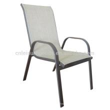 Chaise de jardin en métal pas cher en plein air chinois