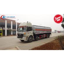 2019 Nouveau camion-citerne de carburant à usage intensif FOTON 8X4