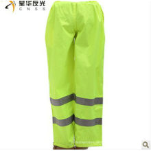 EN471 100% Polyester reflektierende Sicherheitshose
