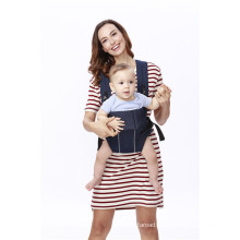 Solid Color Additional Straps Baby Carrier