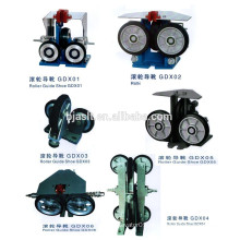 Elevador de rolo guia sapato / Elevador peças