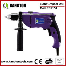 850W China Electric Hand Impact Hammer Drill 13mm