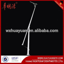 10m Folding lighting pole