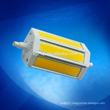 10w High lumen r7s LED bulbs light 2 years warranty
