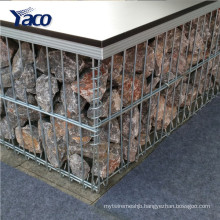 Stone Cage Gabion Wire Mesh For Retaining Wall/Hexagonal Wire Netting