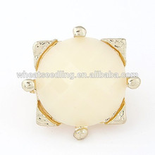 Diseños de anillo de piedra única de alta calidad 2014