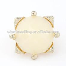 Design de anel de pedra única de alta qualidade 2014