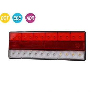 LED caminhão reboque Tail / Stop / Turn Signals / Back Up Lights