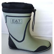 Comfortable Summer Half Rain Boots With Cover For Farming
