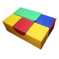 Brinquedos de blocos de construção Tijolos de blocos de construção
