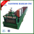 Машина для производства листового кровельного листа
