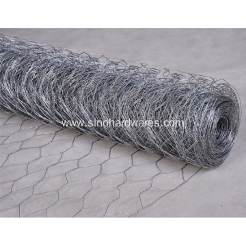 Hexagonal Stucco Wire Mesh