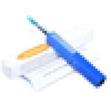 Catv ftth Очиститель для оптического инструмента One Click Cleaner для LC / MU / ST / SC / FC перемычки для адаптера