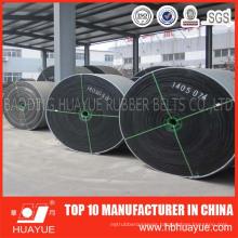 Nn Nylon Ep Polyester Conveyor Belt System for Mining Coal Industry Huayue