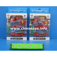 Diecast Metal Fire Engine Car Toys (320807)