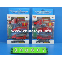 Diecast Metal Fire Engine Car Toys (320807)