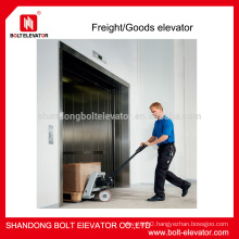 Bolt brand cargo Elevator lift (freight elevator) in China