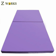 Hook & Loop Fasteners Gymnastics Tumbling Exercise Folding Martial Arts Mats