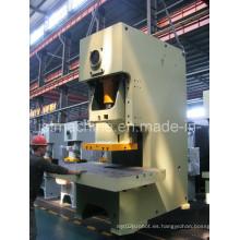 Abra la máquina fijada de la prensa de la energía de la tabla de la parte posterior (JH21 -200):