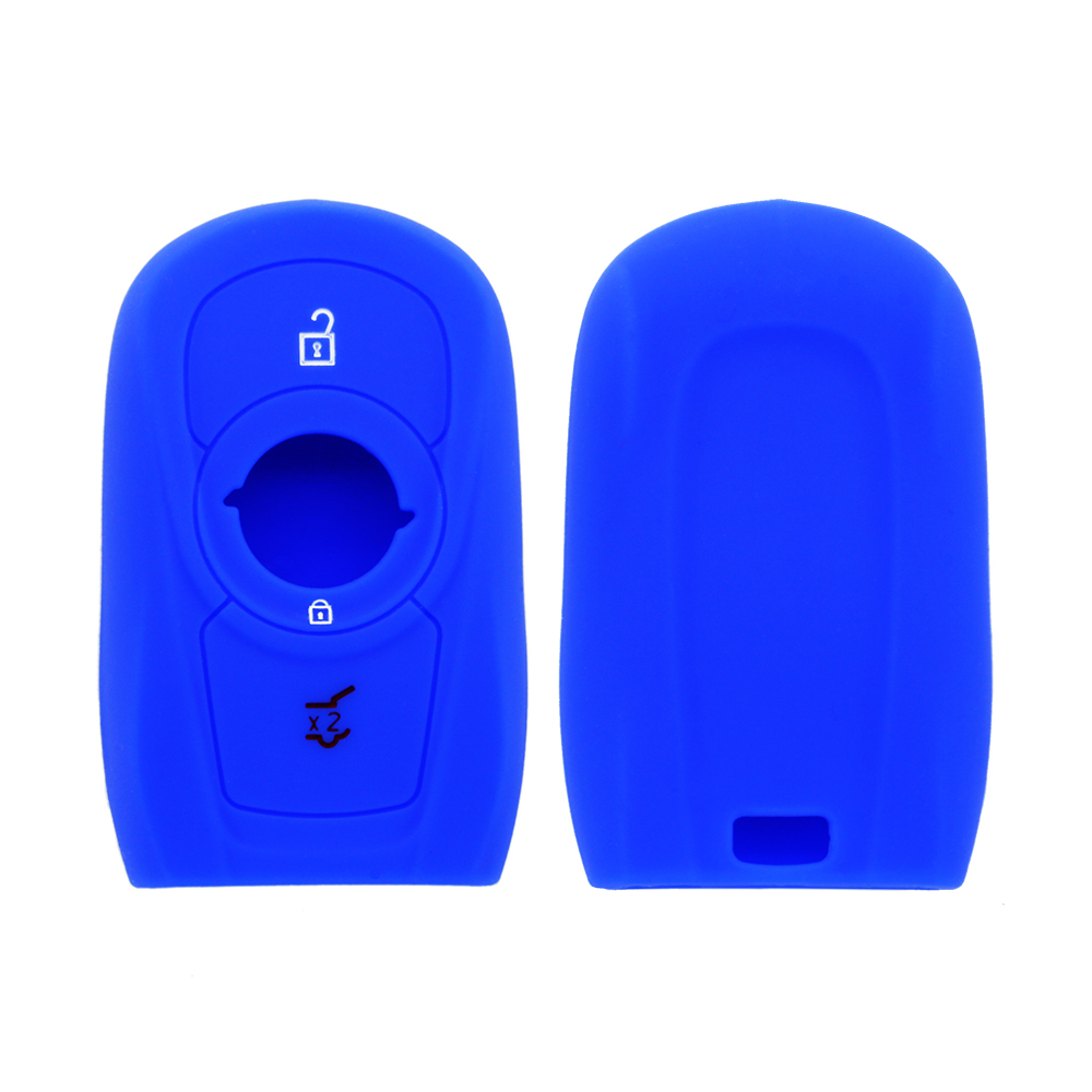 Soft Silicone Key Cover For Opel
