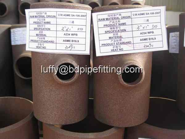 Alloy pipe fitting (698)