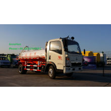 SINOTRUK HOWO Lori Suction 10000L