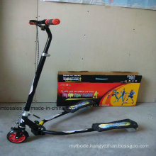 Wave Scooter, 3 Wheel Frog Scooter, Fliker Swing Scooter (ET-FGS004)