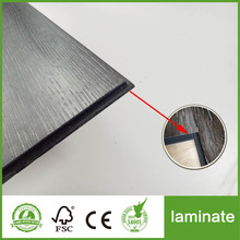 12mm++Black+HDF++waterproof+Laminate+Flooring