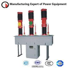 Disjoncteur à vide bon marché de haute tension
