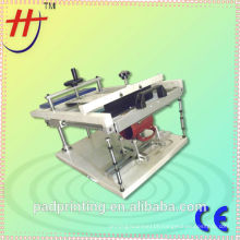 Hengjin precision simple manual cup screen printing machine