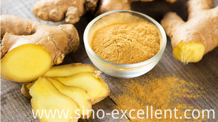 Ginger root p.e.