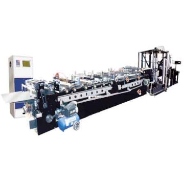 Máquina automática del bolso del sello del borde tres (DSBF-350A / 600A)