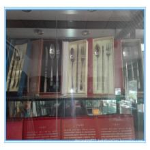 hot sale factory price titanium tableware titanium cutlery