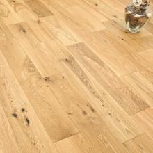Rustic Grade Engineered White Oak Wood Flooring
