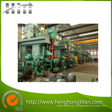 Planta com produção anual de 100, 000t de rolamento de aço