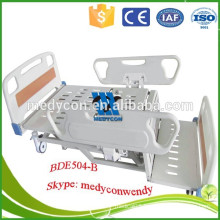 Three functions medical furniture  electric hospital chair beds