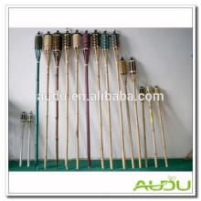 Audu Cheap Garden Holiday tocha de bambu / tocha de bambu combustível