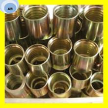 Gesenkgeschmiedete Hydraulikschlauchhülse für SAE 100 R2at / En 853 2sn Schlauchhülse 00210