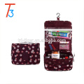 Fashional Promotional hanging travel toiletry bag