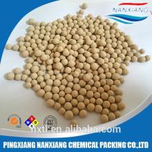 Цеолит Молекулярное сито цена 3А/4а/5a13X ПНГ -Co-адсорбции CO2 и H2O для воздуха крио-разделение отрасли