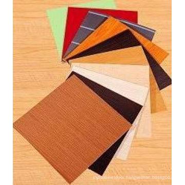 Melamine MDF Faced Plywood Panel for Kitchen Cabinet