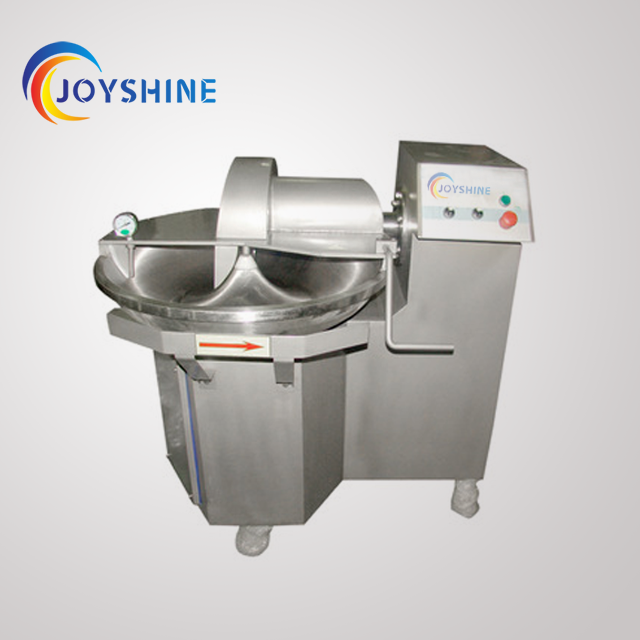 stainless steel Meat&Fish Processing Bowl Cutter