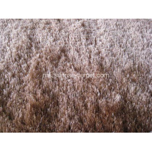 Warna Plain Silk Shaggy