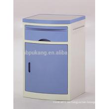 ABS y armario médico de cabecera de acero D-10