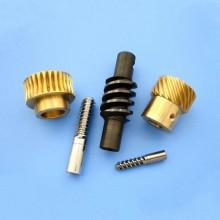 High Precision Nylon Worm Gear for Medical Devices
