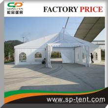 Алюминиевая ферма hoecker шатер события 20mx30m с прозрачной стеной